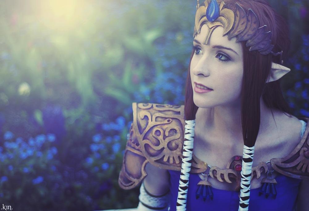 RikkuGrape is Zelda | Photo by: Kindra Nikole