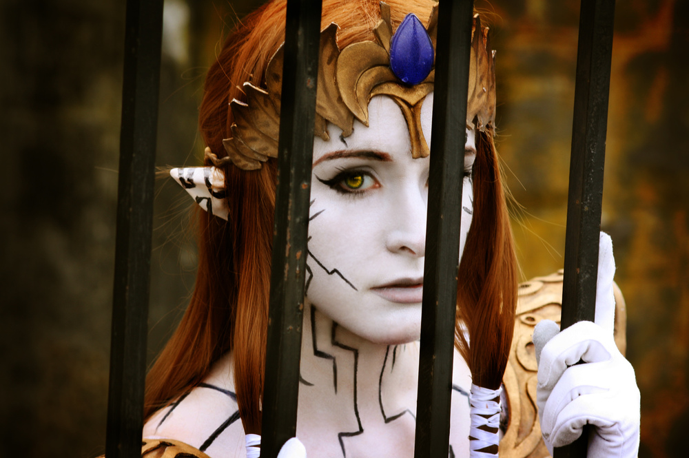 RikkuGrape is Zelda | Photo by: Angiechuu