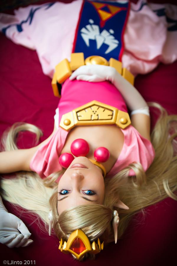 Akuriko is Zelda | Photo by: LJinto