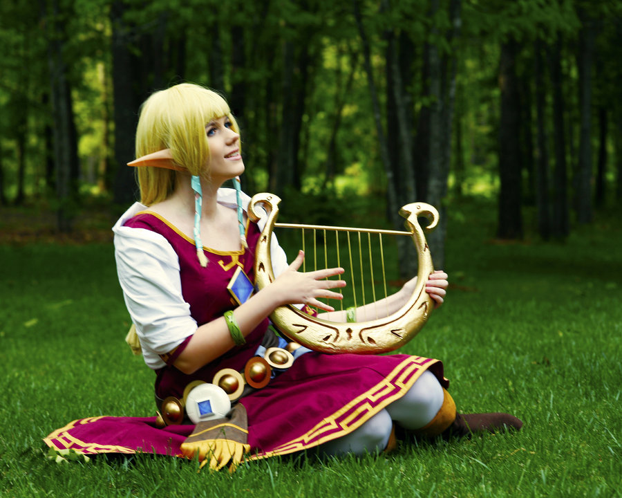 KawaiixRingo is Zelda | Photo by: Lori Decker