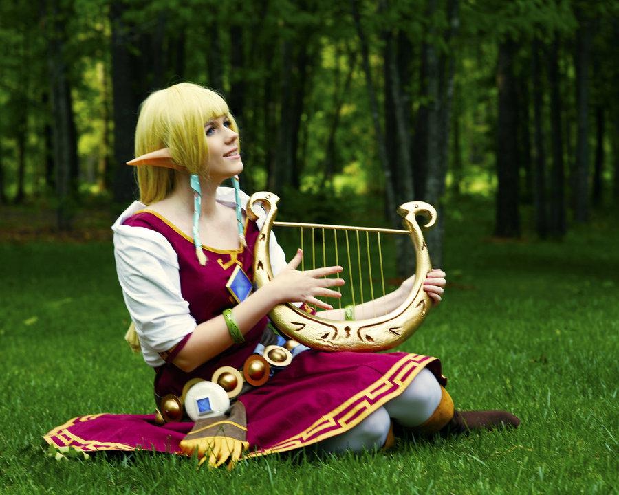 KawaiixRingo is Zelda | Photo by: Lori Decker