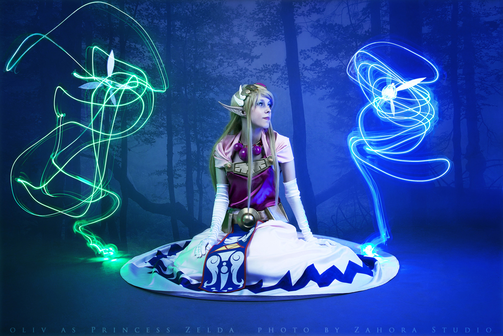 HelloKot (Oliv) is Zelda | Photo by: BHMT