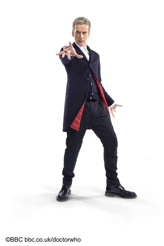 Doctor Who 12th Doctor Costume 12th Doctor in Doctor Who