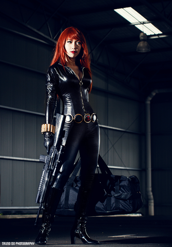 Fork Ninja    is Black Widow | Photo by:    Wolfenheim84