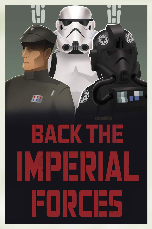 Star Wars Rebels Propaganda Posters Geektyrant