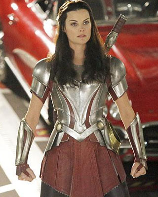 Photo of Jaimie Alexander as Sif in AGENTS OF S.H.I.E.L.D.  sc 1 st  GeekTyrant & THORu0027s Lady Sif to Appear in Marvelu0027s AGENTS OF S.H.I.E.L.D. ...