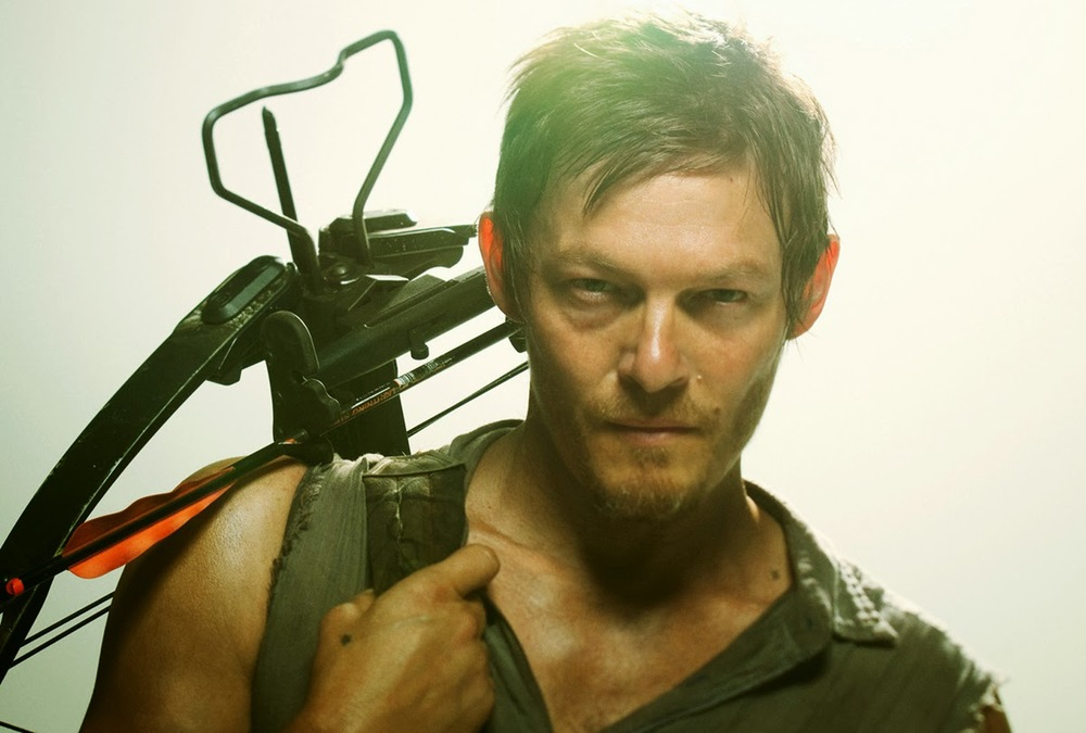 Norman Reedus as Daryl Dixon.jpg