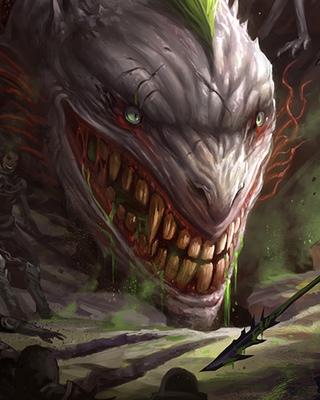 medieval batman vs dragon joker fan art � geektyrant