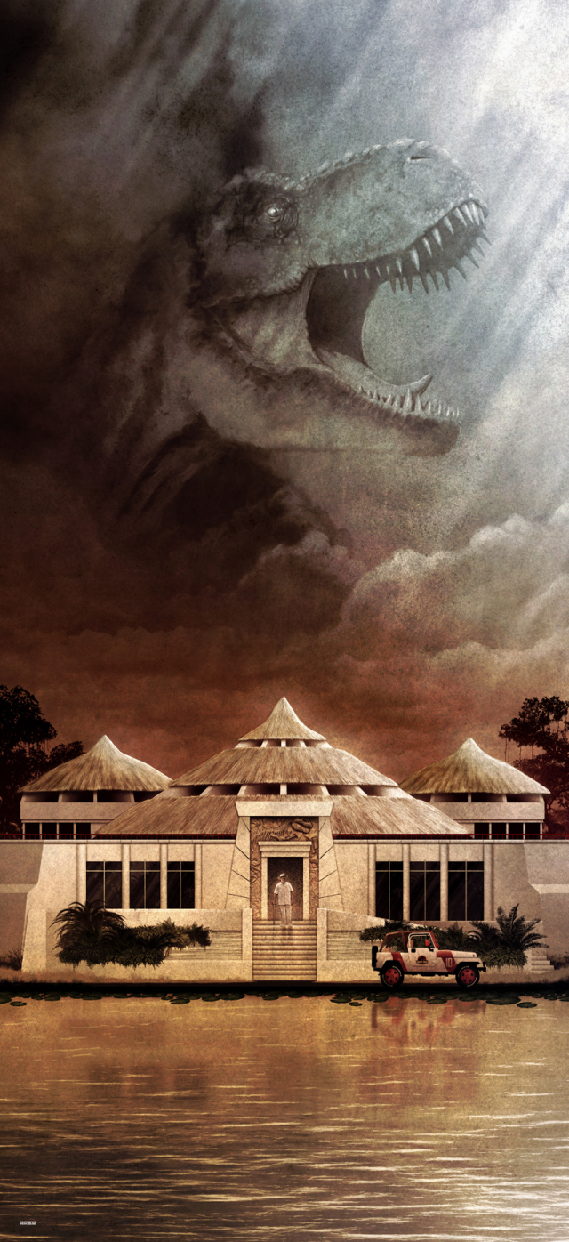 stunning-poster-art-for-iconic-movies-by-matt-fergusonMatt-Ferguson-Jurassic-Park-2.jpg