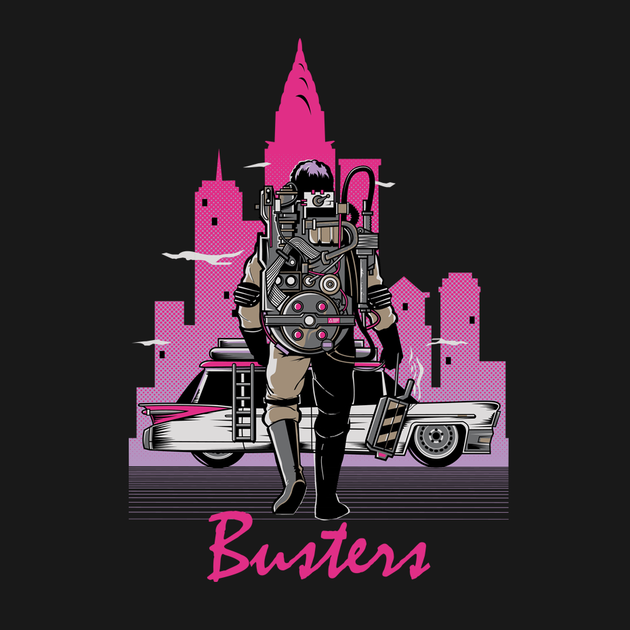 ghostbusters-and-drive-mashup-art