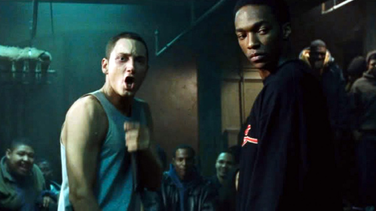 8 mile ending rap battles best quality 1080p