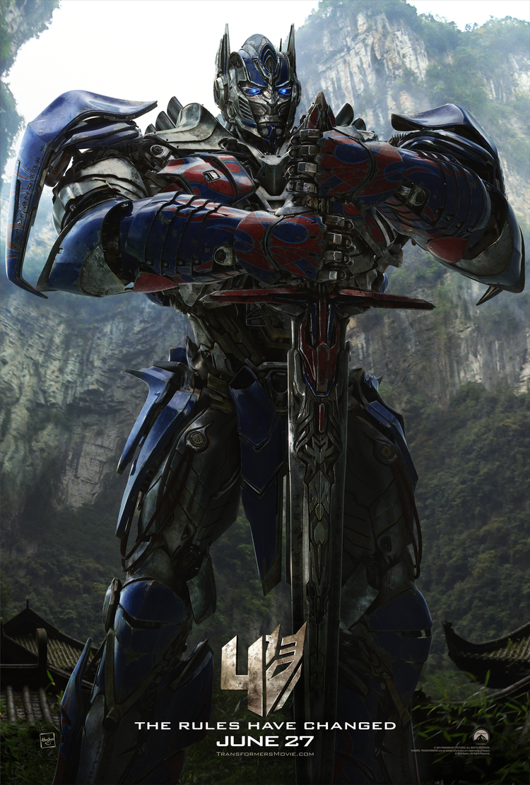 Yesterday An Incredibly Cool Teaser Trailer For Transformers Age Of Extinction Was Released And If Some Reason You Havent Seen It Yet