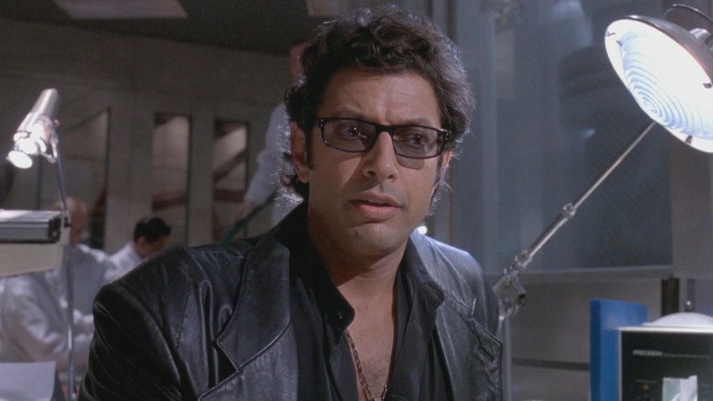 Sick Remix of Jeff Goldblum's Infamous Laugh from JURASSIC ...