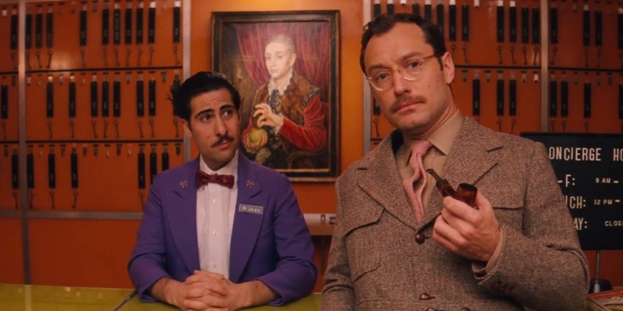 Red Band Trailer For The Grand Budapest Hotel Geektyrant