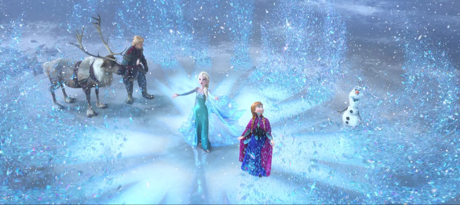 Frozen Let It Go Heavy Metal - ▷ ▷ PowerMall