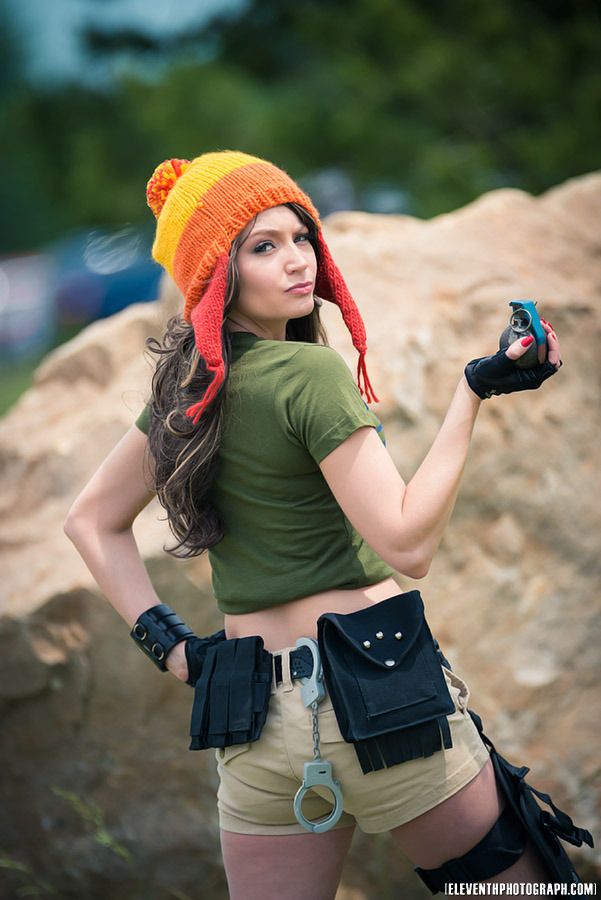 firefly cosplay femme jayne cobb geektyrant