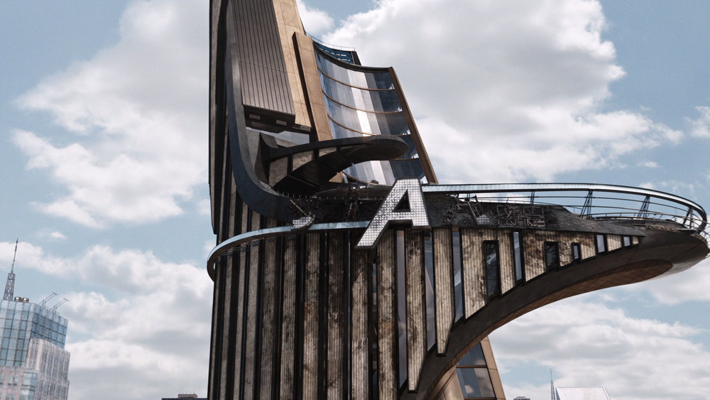 Image from The Avengers and not how it appears in Captain America: The Winter Soldier.