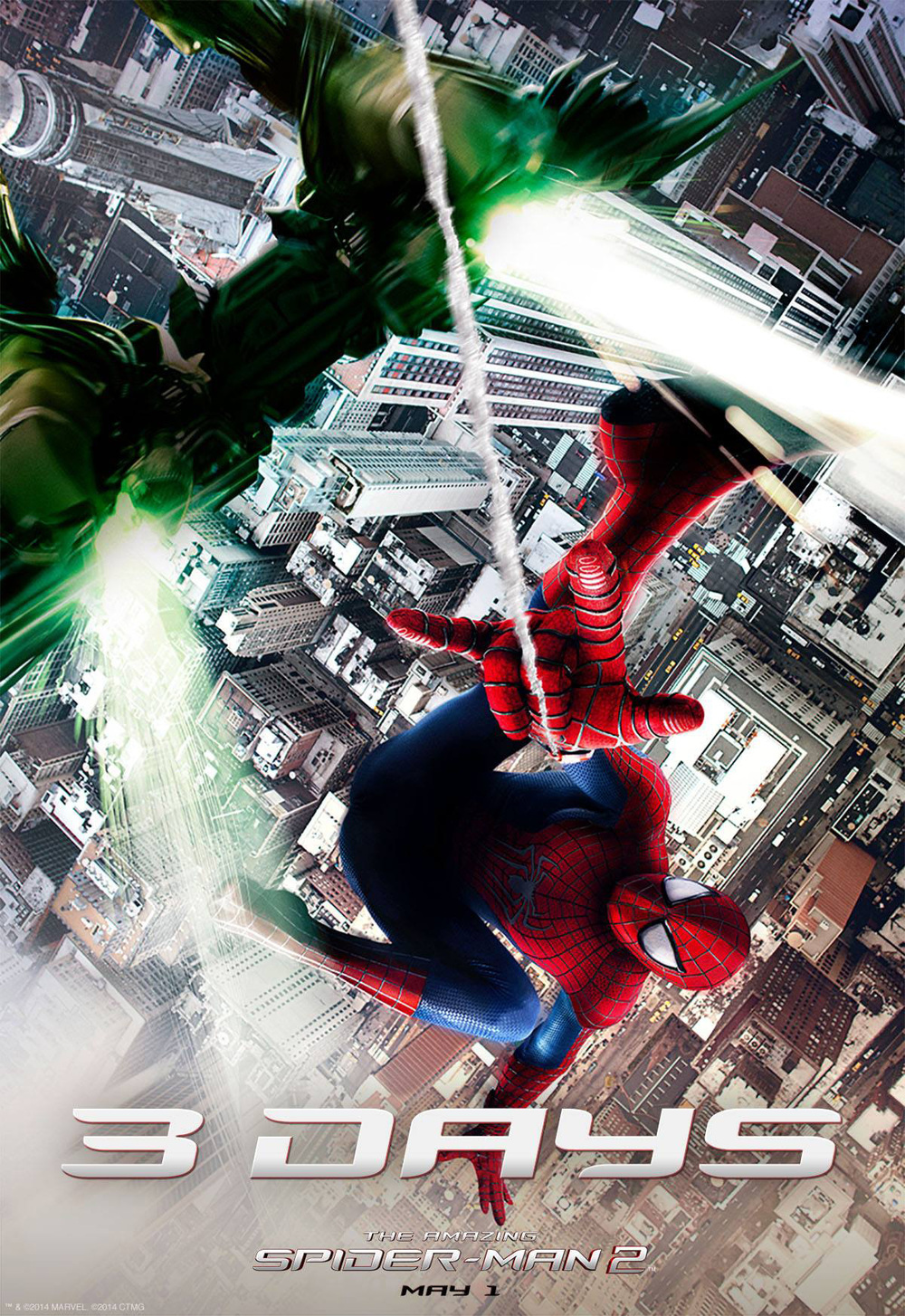 Movie Photos The Amazing Spider-Man 2 about a year ago by Joey PaurThe Amazing Spiderman 2 Spiderman Vs Green Goblin
