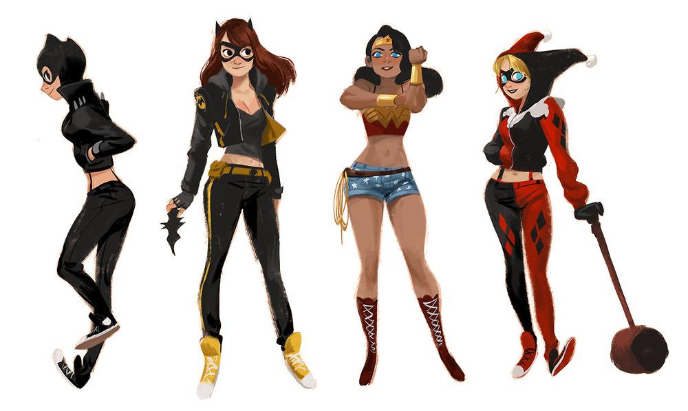 super-heroines-wearing-streetwear-fashion-costumes1