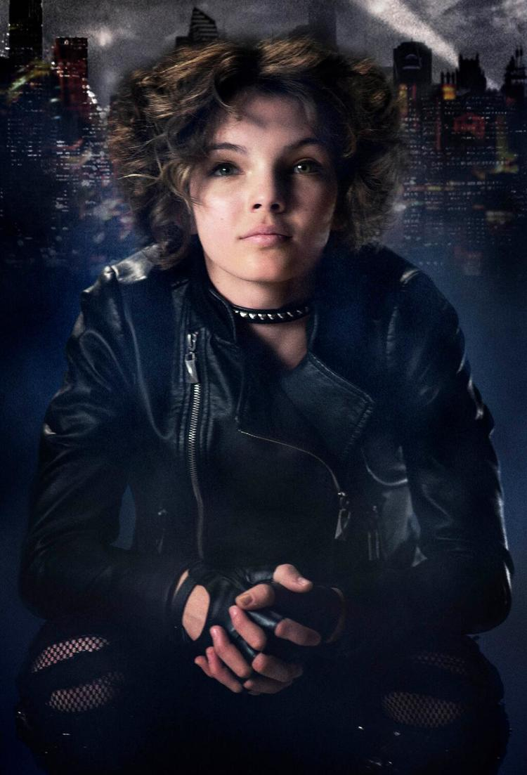 Selina Kyle Gotham Poster