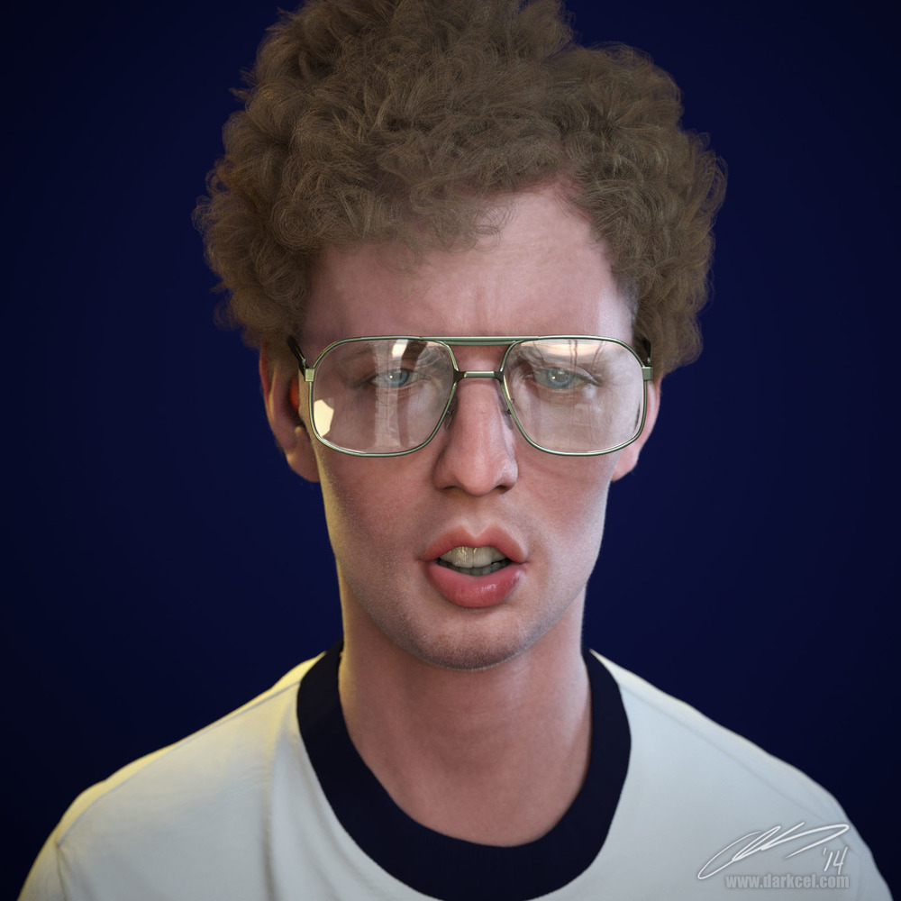 napoleon-dynamite-digital-art-by-tony-reynolds1