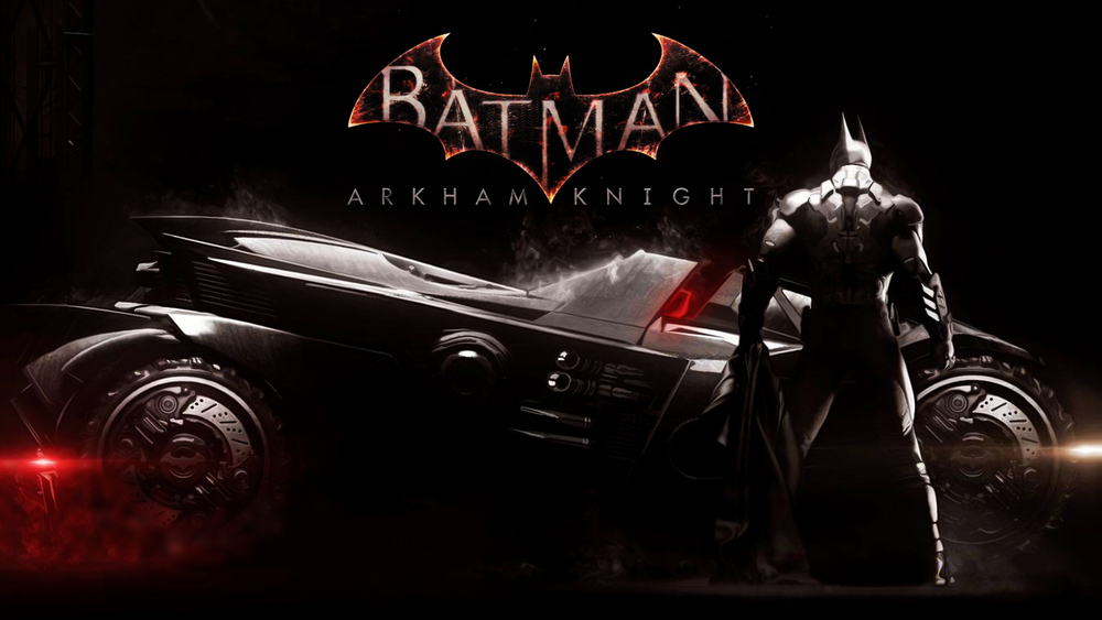 Arkham Knight Wallpaper by Justin Pierce