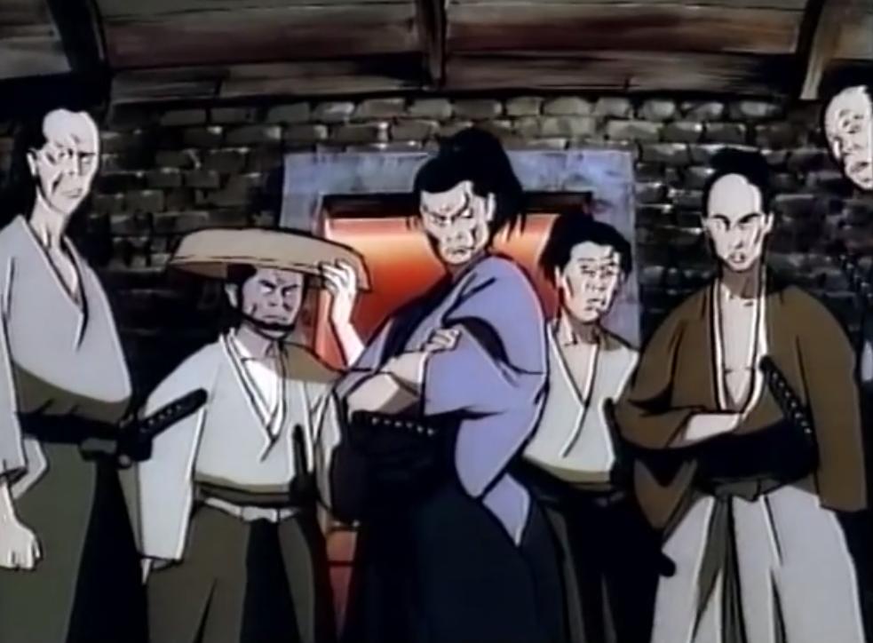 cyberpunk-samurai-anime-beer-commercial