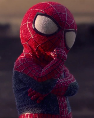 Baby Spider Man Busts Some Dance Moves In Evian Ad Geektyrant