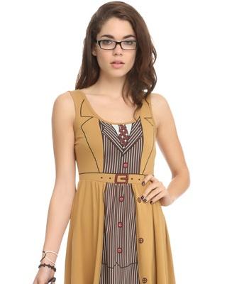 DOCTOR WHO Tenth Doctor Costume Dress — GeekTyrant
