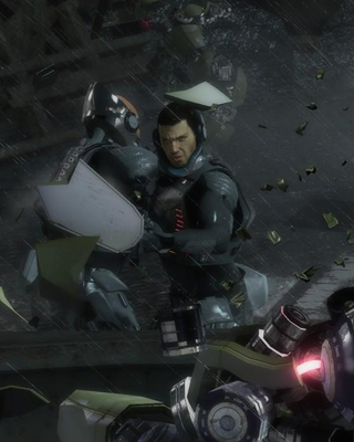 BINARY DOMAIN - Late to the Party Review — GeekTyrant