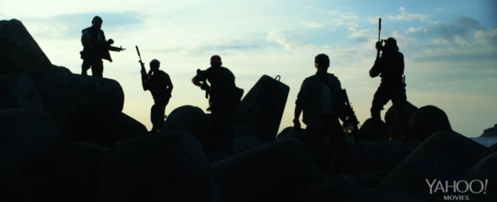 "THE EXPENDABLES 3 ""Roll Call"" Teaser Trailer"