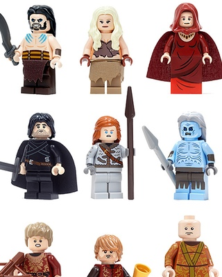 Flickr: The LEGO - Game of Thrones - A Song of Fire & Ice ...