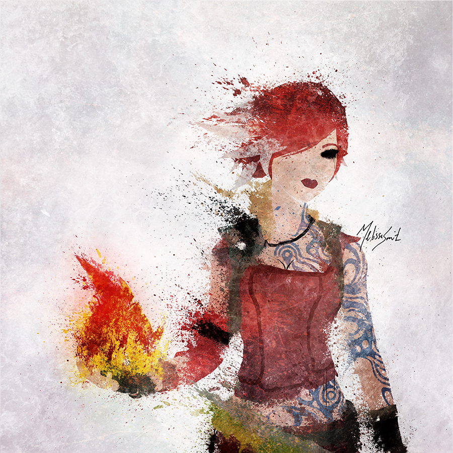 Lilith of Borderlands