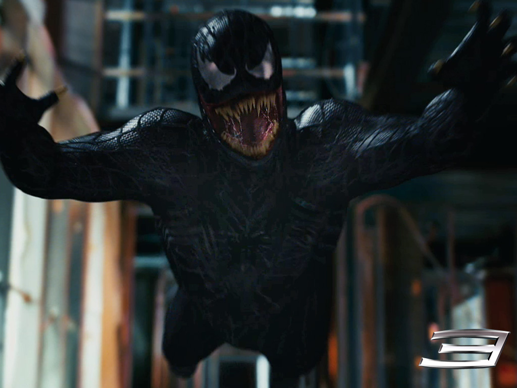unused black spider-man and venom costumes for spider-man 3 — geektyrant