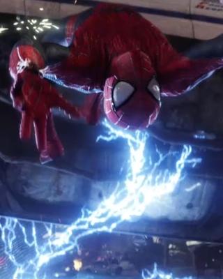 amazing spider man  spidey sense clip geektyrant