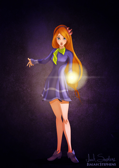 Giselle as Daphne Blake