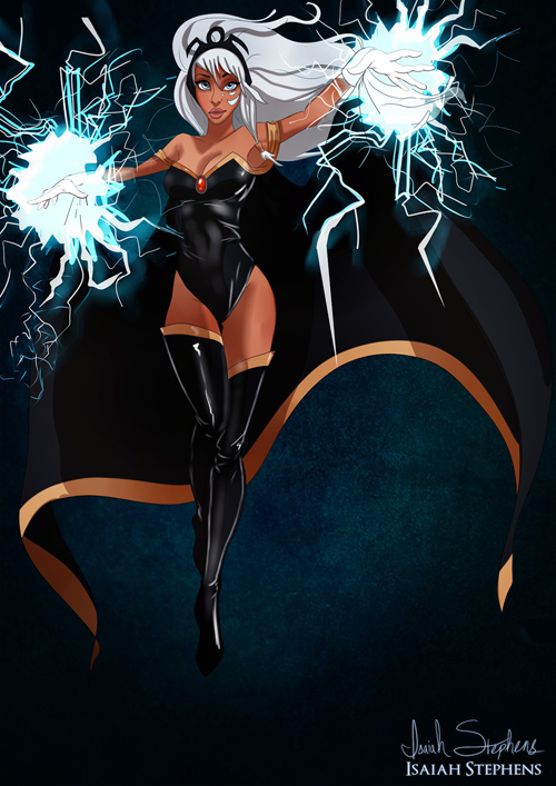 Kida Nedakh as Storm