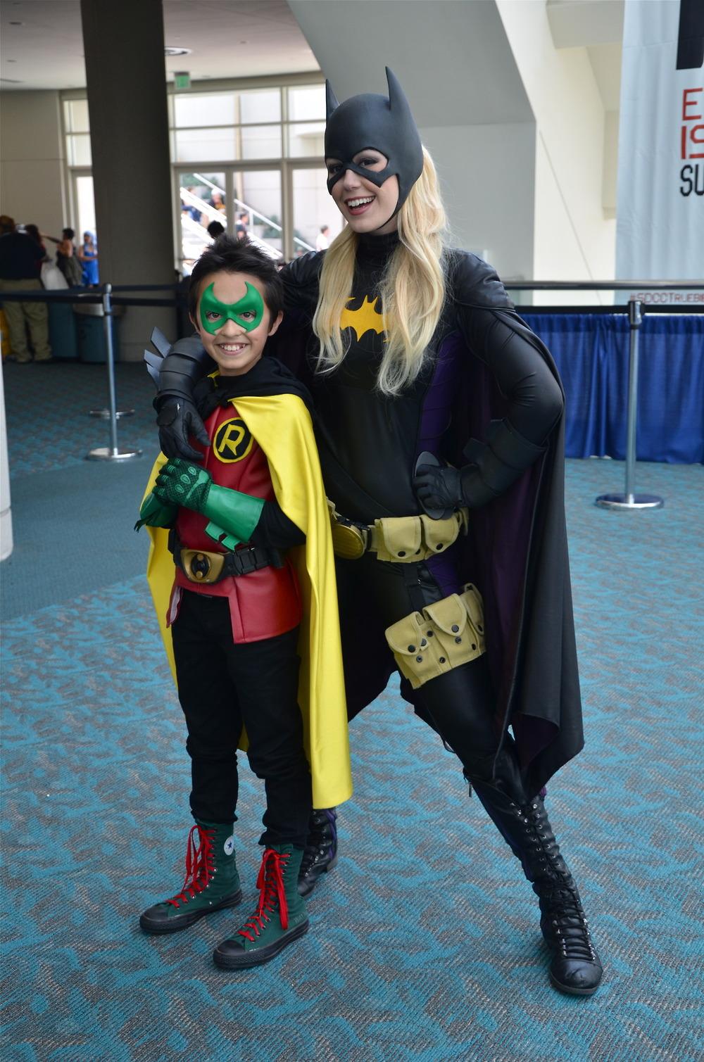 Damian Wayne Costume Kids