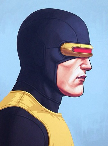 mondo marvel superhero portraits by mike mitchell � geektyrant