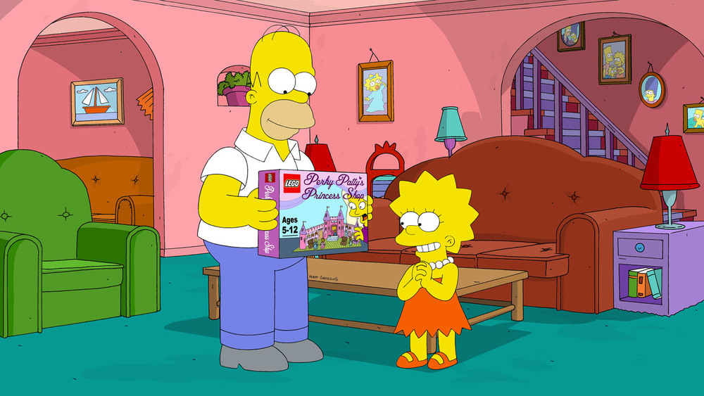 "Trailer and Photos from THE SIMPSONS LEGO Episode - ""Brick ..."
