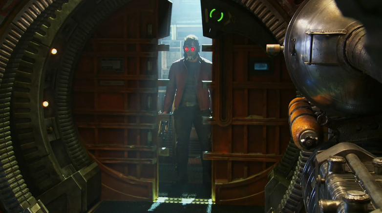 New Photo of Star-Lord in GUARDIANS OF THE GALAXY
