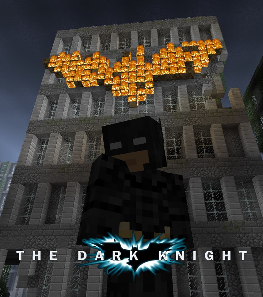 25 Movie Posters Recreated In Minecraft Geektyrant