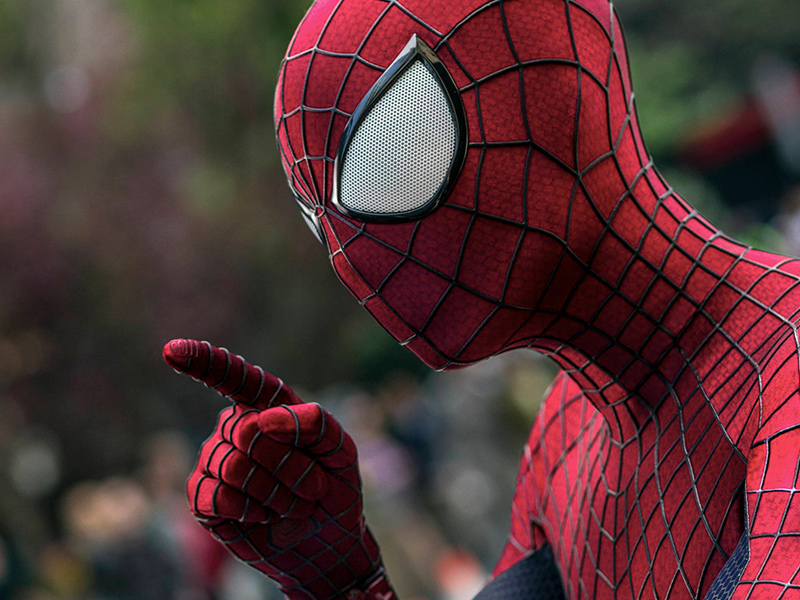 the amazing spiderman 2 the development of the new suit