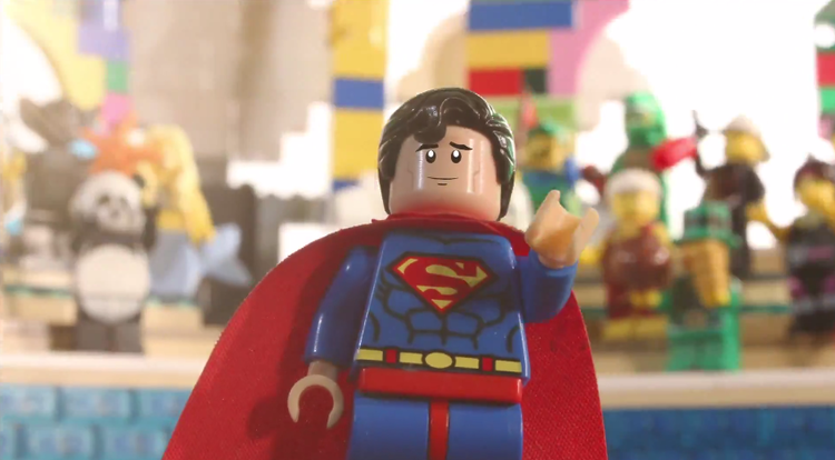How THE LEGO MOVIE Should Have Ended with Superman and Batman ...