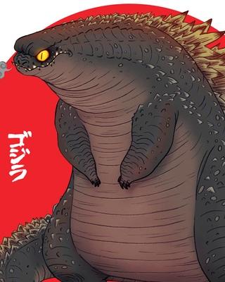 Fun Godzilla Fan Art And Japanese Fans Say America S