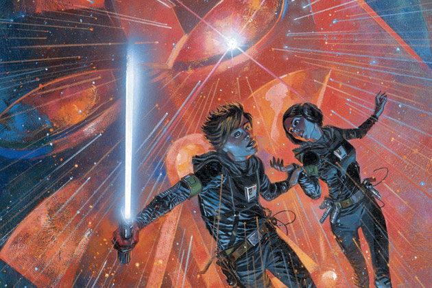 The STAR WARS Sequel that Almost Replaced EMPIRE STRIKES BACK