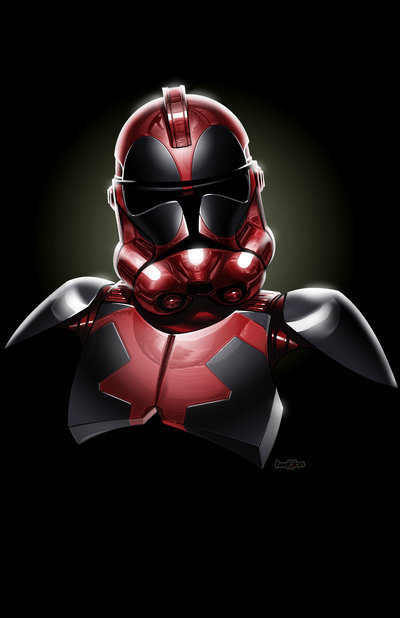 Marvel Characters Reimagined As Clone Troopers Geektyrant