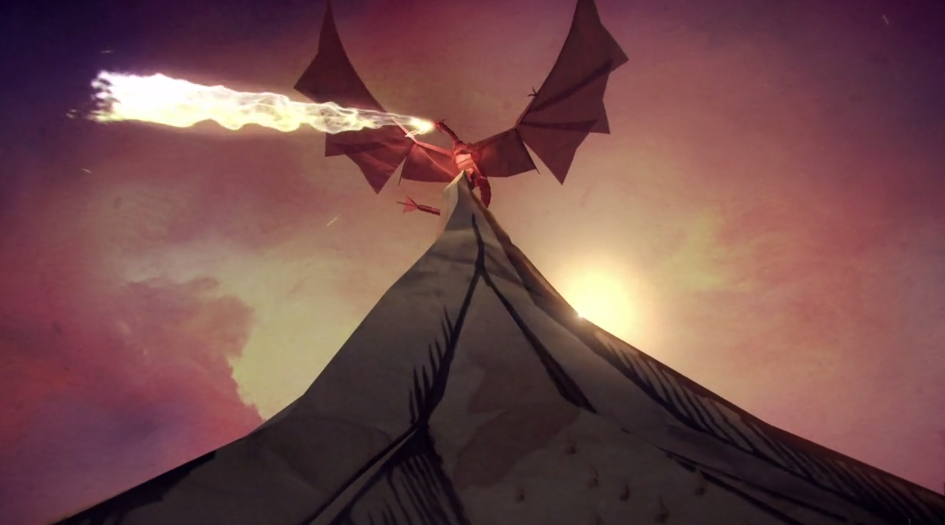 amazing-hobbit-inspired-animation-tells-the-history-of-dragons