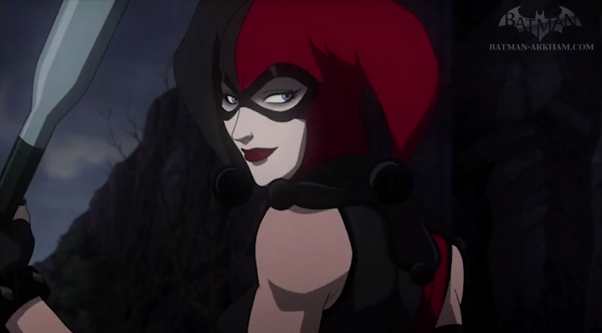 BATMAN: ASSAULT ON ARKHAM - Sneak Peak Featurette