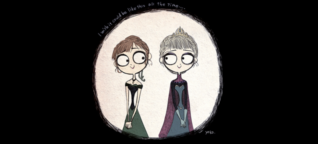 disneys-frozen-reimagined-in-the-style-of-tim-burton